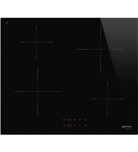 Placa induccion Smeg 4f 60cm sin marco SI2641D Placas induccion - SI2641D