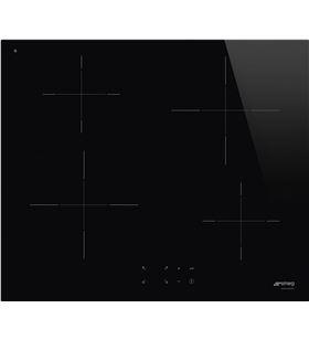Placa induccion Smeg 4f 60cm sin marco SI2641D Vitroceramicas induccion - SI2641D