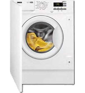 Lavadora/secadora carga frontal int. 8kg Zanussi ZWT816PCWA 1600rpm 4kgsec. - ZANZWT816PCWA