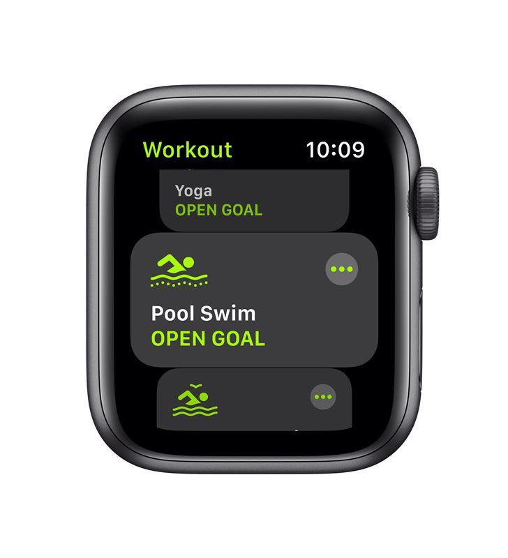 Apple watch se 40mm gps caja aluminio gris espacial con correa negra sport MYDP2TY/A - 85937369_3492026422