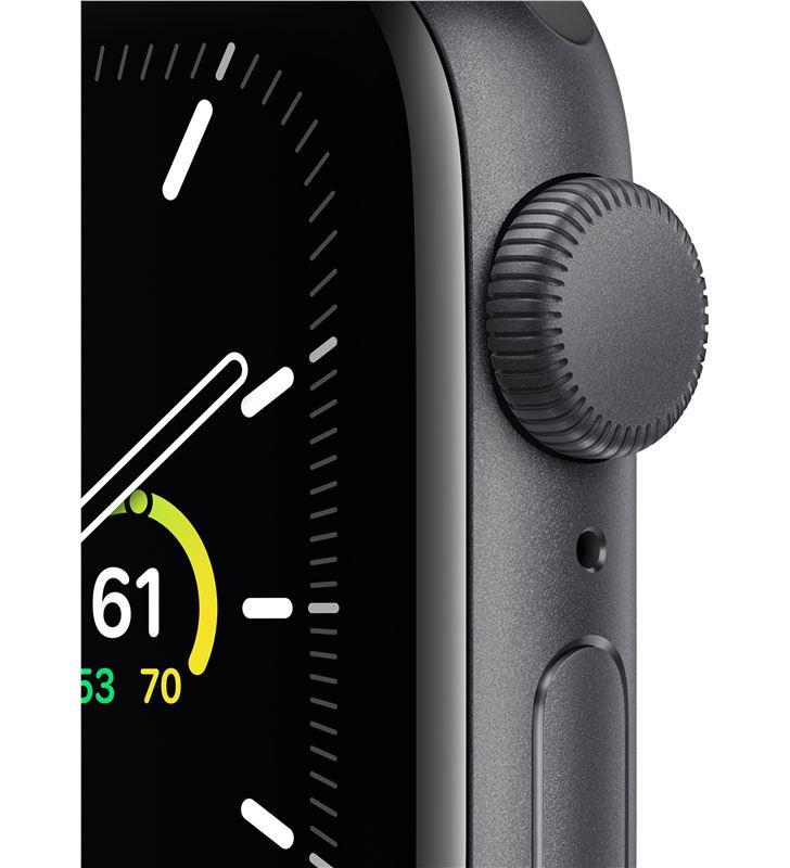 Apple watch se 40mm gps caja aluminio gris espacial con correa negra sport MYDP2TY/A - 85937369_1109435327