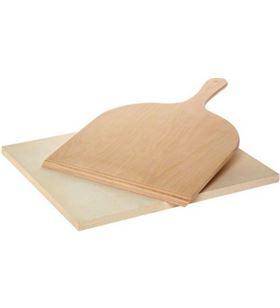 Electrolux el auténtico soporte de pizza en tu horno. esta original piedra para pizza e9ohps01 - E9OHPS01