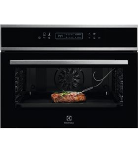 Horno multif. compacto Electrolux eve8p21x inox ELEEVE8P21X - ELEEVE8P21X