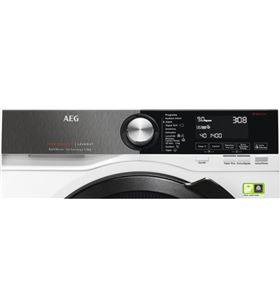 Aeg L9FEB946 lavadora carga frontal 9kg a+++ negra ske818e1ds 1400rpm - AEGL9FEB946