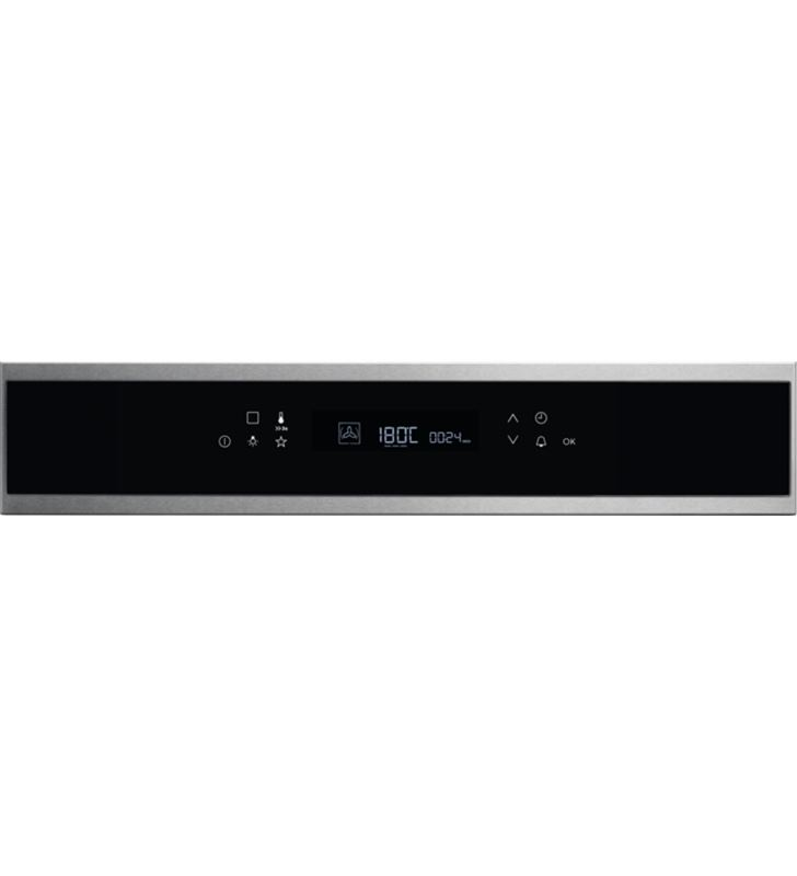 Electrolux EOE7P31X horno multif. pirol. negro Microondas - 76318066_8221895601