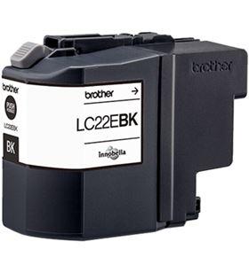 Cartucho de tinta original Brother lc-22ebk xl alta capacidad/ negro LC22EBK - BRO-C-LC22EBK