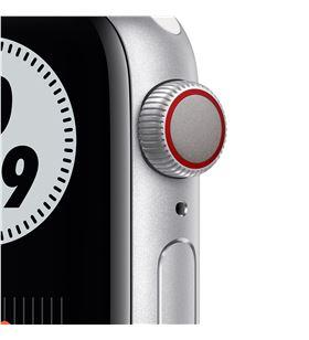 Apple watch s6 40mm gps cellular nike aluminio con correa platino puro y ne M07C3TY/A - M07C3TYA