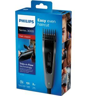 Cortapelos Philips hairclipper series 3000 - 13 posiciones longitud - inala HC3520/15 - PHPAE-COR HC3520