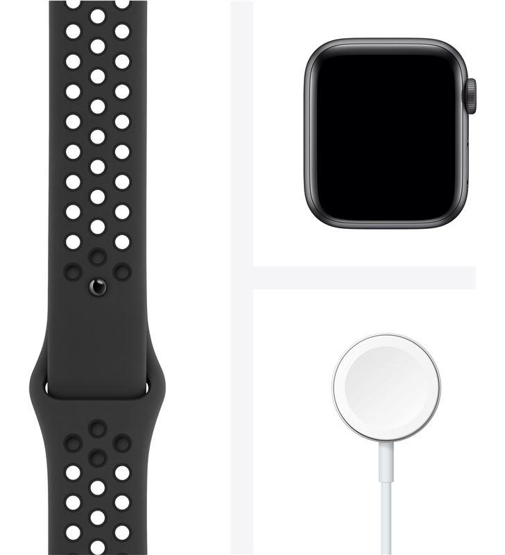 Apple watch s6 40mm gps nike caja aluminio gris espacial con correa antraci M00X3TY/A - 85936631_5681818679