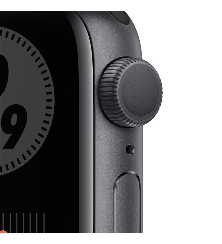 Apple watch s6 40mm gps nike caja aluminio gris espacial con correa antraci M00X3TY/A - 85936631_4705289538