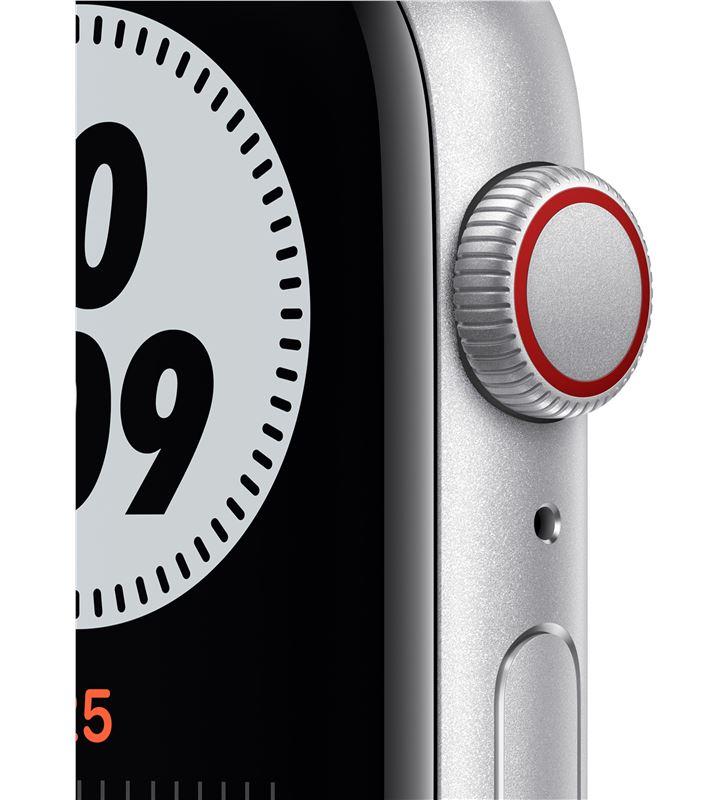 Apple MG083TY/A watch se 44mm gps cellular nike caja aluminio con correa platino y ne - 85936633_8785430577