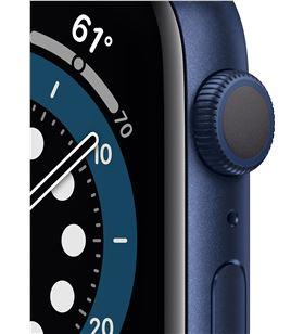 Apple watch s6 40mm gps caja aluminio azul con correa azul marino intenso - MG143TY/A - MG143TYA