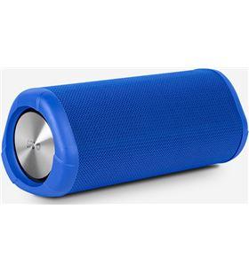 Altavoz bluetooth Spc tube azul - 10w - bt4.2 - bat. 2500mah - waterproof i 4416 A - SPC-ALT BT 4416 A