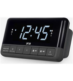 Despertador Spc floki max - pantalla led 10.92 cm - proyección de hora ajus 4581N - 4581N