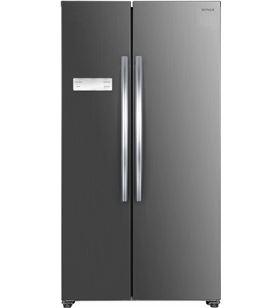 Sihogar.com frigorífico americano winia wfnsh25bvs clase a+ 177x90,5 no frost inox - WINWFNSH25BVS
