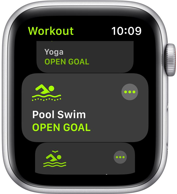 Apple watch se 44mm gps cellular caja aluminio con correa blanca sport band MYEV2TY/A - 85937451_8760429720
