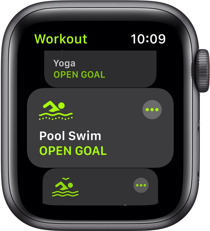 Apple MYEK2TY/A watch se 40mm gps cellular caja aluminio gris espacial con correa neg - 85937371_8882248786