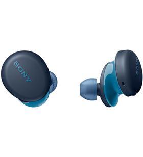 Auriculares boton Sony wf-xb700l true wireless bluetooth azul WFXB700L - WFXB700L