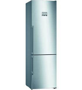 Bosch KGF39PIDP combi nf inox d (2030x600x660mm) Frigoríficos combinados - BOSKGF39PIDP