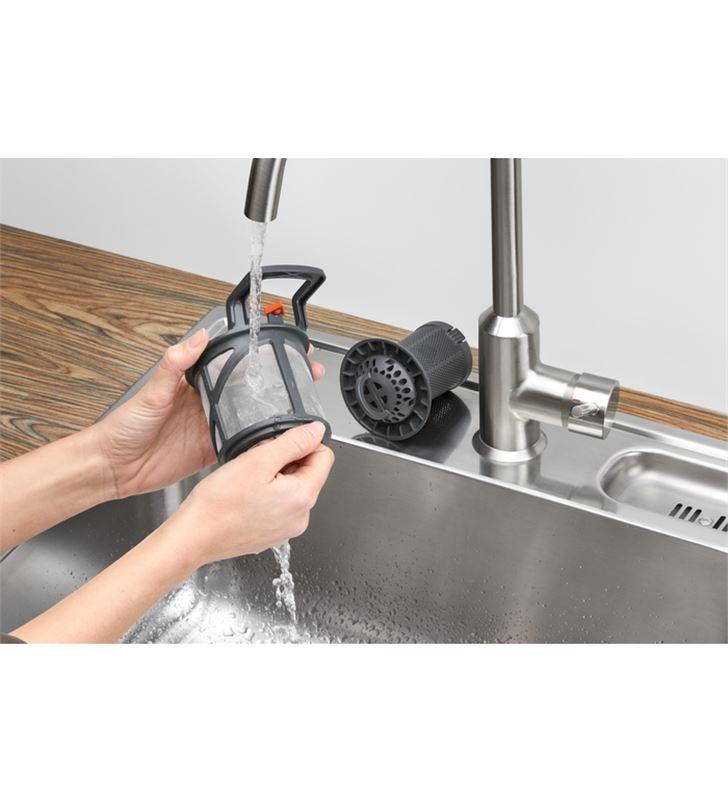Electrolux lavavajillas xxl airdry integrable para 15 cubiertos con 8 programas a 4 te kesb9310l - 79454002_9855947565
