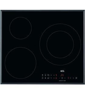 Aeg ikk63302fb cocina de inducción 60cm, calentamiento rápido y preciso - IKK63302FB