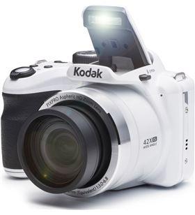 Cámara digital Kodak pixpro az421 blanca - 16mpx - lcd 3''/7.62cm - zoom 42x AZ421WH - KOD-CAMARA AZ421WH