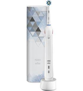 Braun oral-b pro 4500 modern art blanco cepillo de dientes eléctrico recarg SMART 4500 MODE - +015364