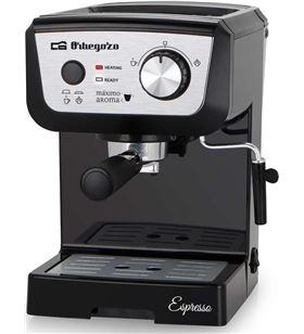 Cafetera espresso Orbegozo ex 5000 - 1050w - 20 bar - deposito de agua 1.3l 17534 - ORB-PAE-CAF EX 5000