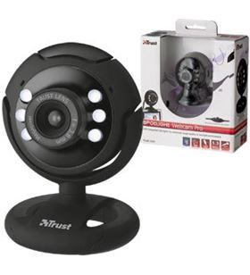 Trust B101658 webcam 16428 1,3mp micro Webcam Videoconferencia - B101658