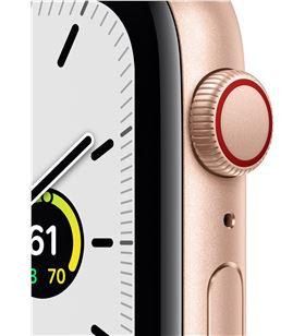 Apple watch se 44mm gps cellular caja aluminio oro con correa rosa arena sp MYEX2TY/A - MYEX2TYA