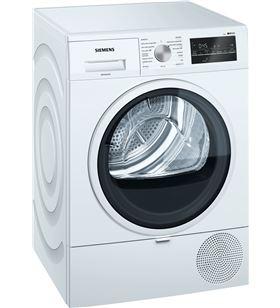 Siemens secadora de condensación wt47r461es Secadoras Condensación - WT47R461ES