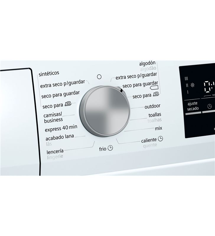 Siemens secadora de condensación wt47r461es Secadoras Condensación - 76944403_3153742057
