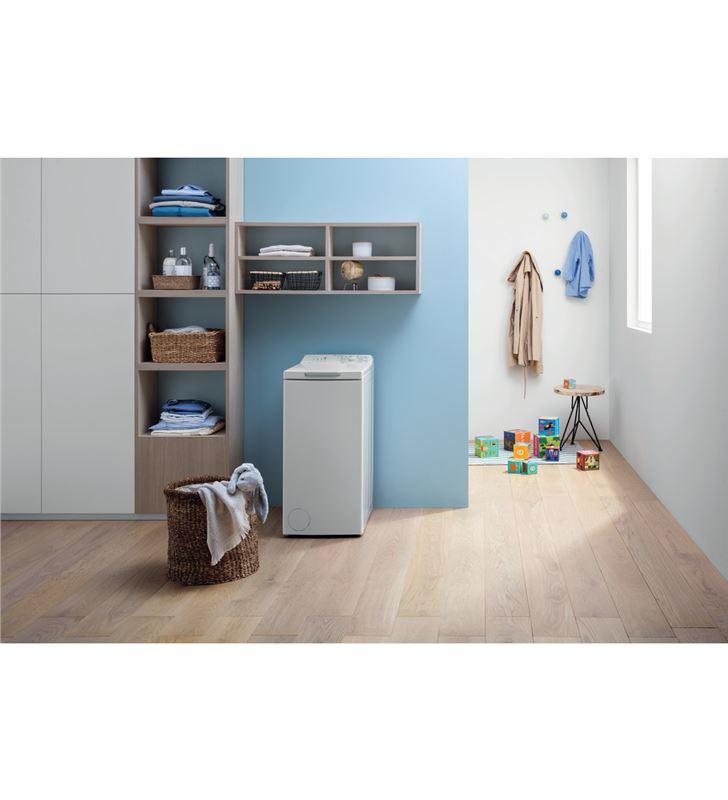 Indesit BTWL60300SPN lavadora carga superior Lavadoras superior - 87312605_2952272272
