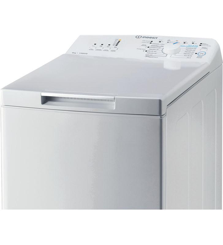 Indesit BTWL60300SPN lavadora carga superior Lavadoras superior - 87312605_3241011341
