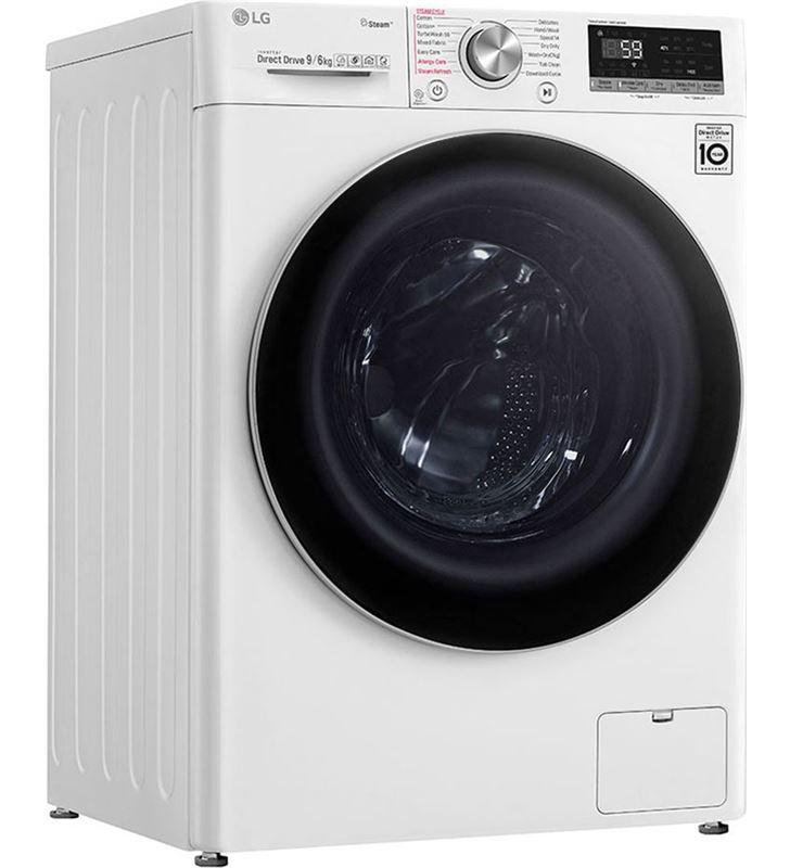 Lg F4DV5009S1W lavadora secadora clase a 9+6 kg 1400 rpm - 87316493_7545105452