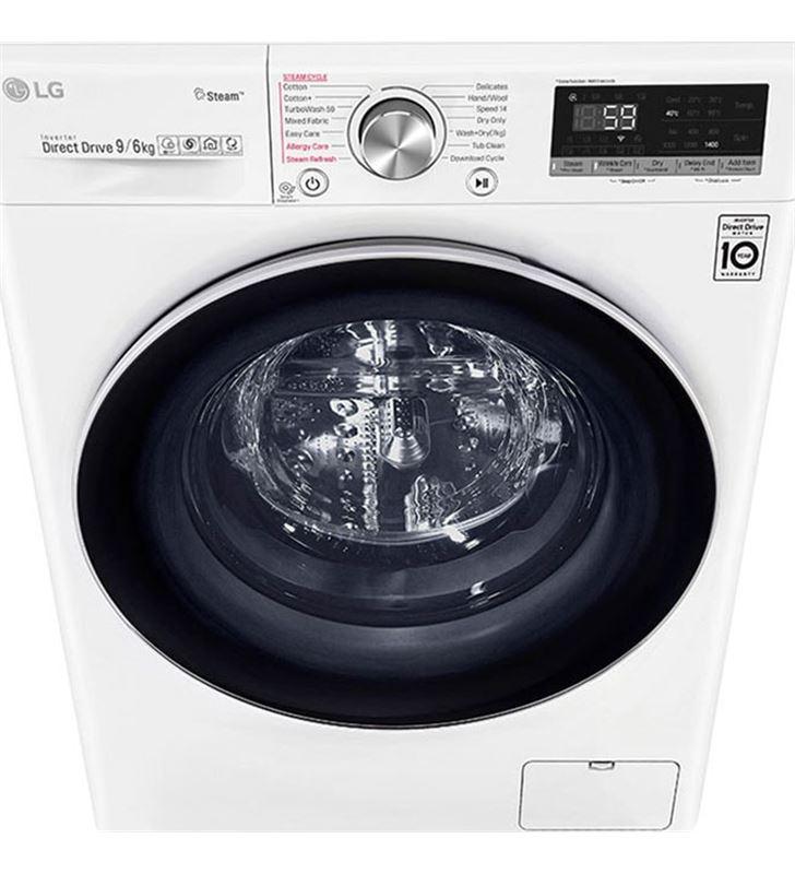 Lg F4DV5009S1W lavadora secadora clase a 9+6 kg 1400 rpm - 87316493_5391116653