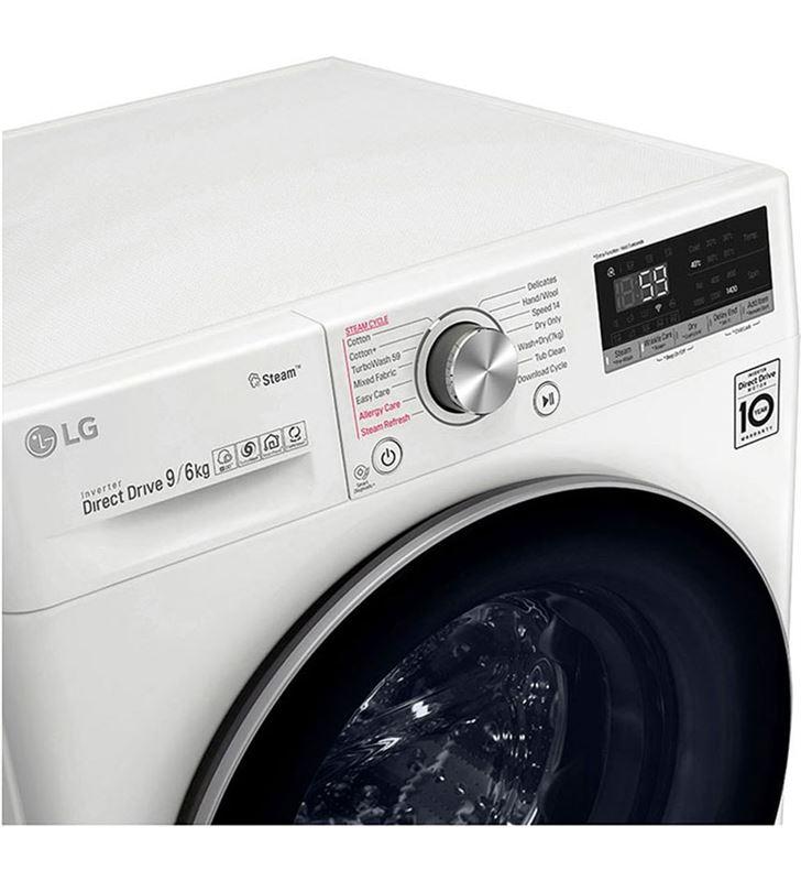 Lg F4DV5009S1W lavadora secadora clase a 9+6 kg 1400 rpm - 87316493_6096537138
