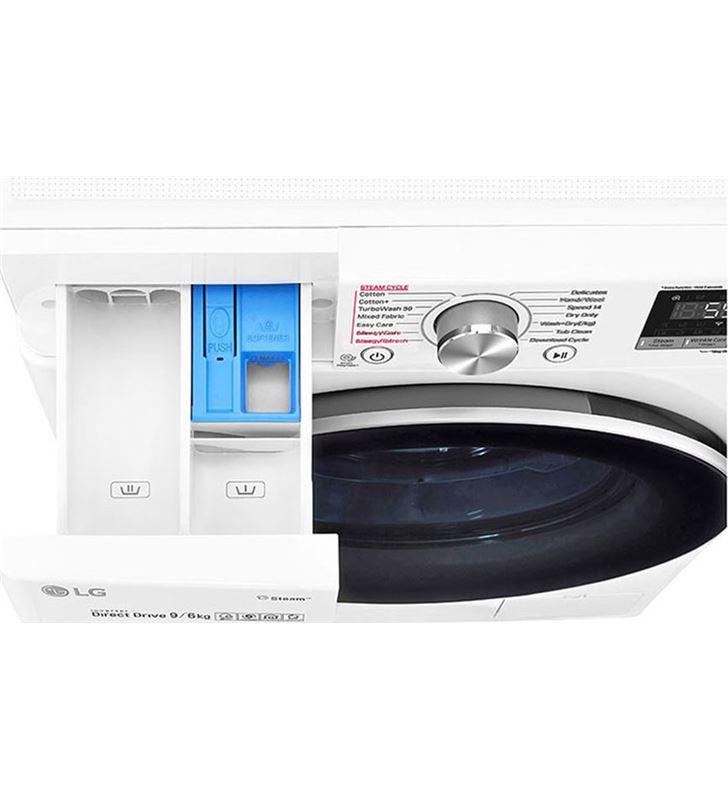 Lg F4DV5009S1W lavadora secadora clase a 9+6 kg 1400 rpm - 87316493_6630106482
