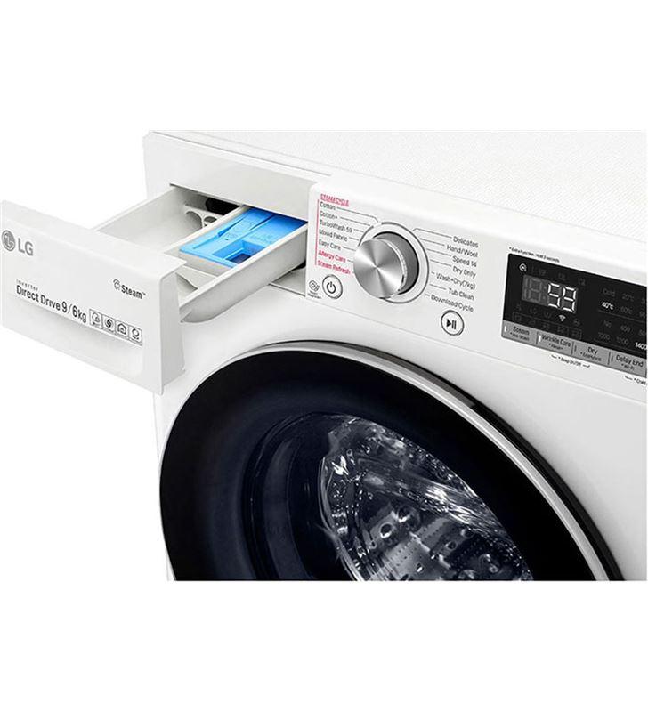 Lg F4DV5009S1W lavadora secadora clase a 9+6 kg 1400 rpm - 87316493_7420552127