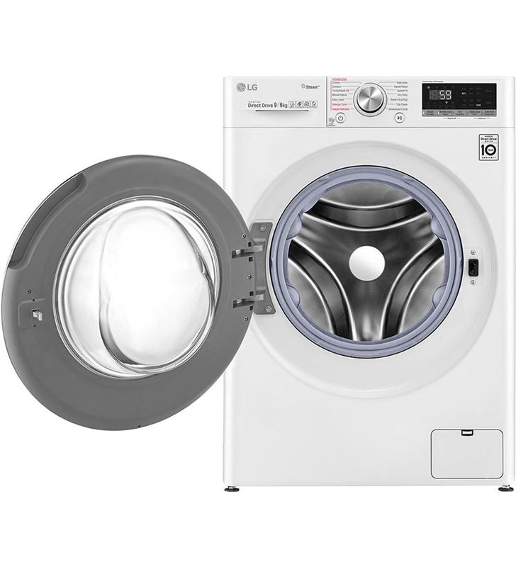 Lg F4DV5009S1W lavadora secadora clase a 9+6 kg 1400 rpm - 87316493_8924926643