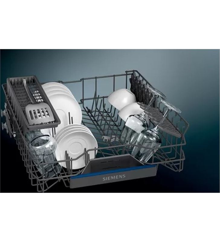 Lavavajillas integrable ( no incluye panel puerta ) negro a++ Siemens sn61hx04ae 13s 60cm SIESN61HX04AE - 86230920_9016842126