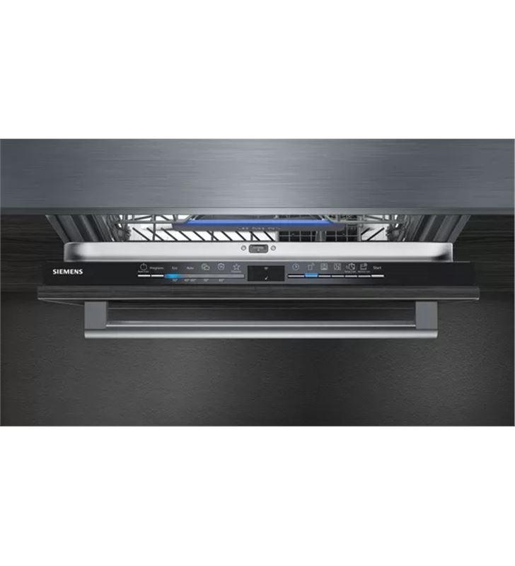 Lavavajillas integrable ( no incluye panel puerta ) negro a++ Siemens sn61hx04ae 13s 60cm SIESN61HX04AE - 86230920_7800464975