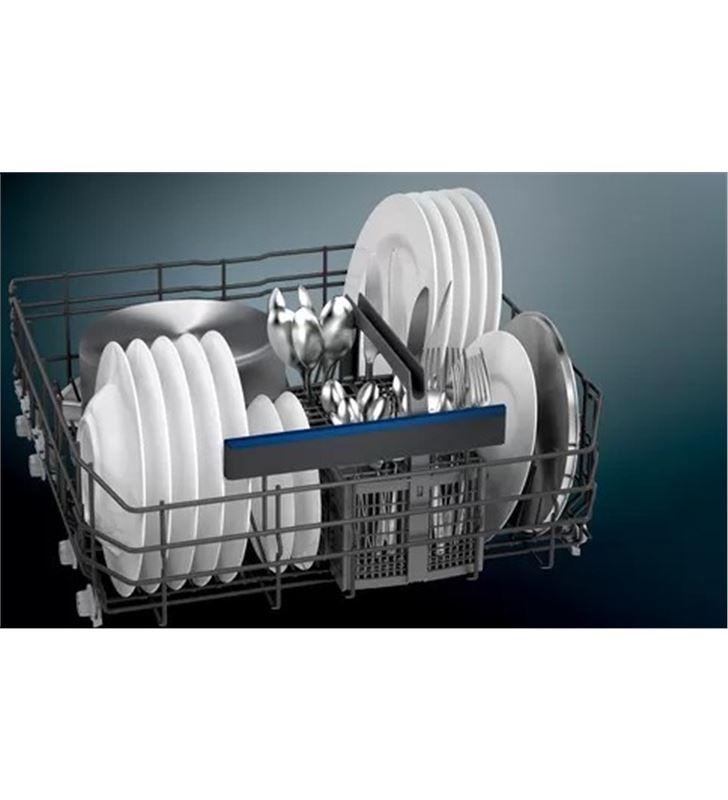 Lavavajillas integrable ( no incluye panel puerta ) negro a++ Siemens sn61hx04ae 13s 60cm SIESN61HX04AE - 86230920_0847037671