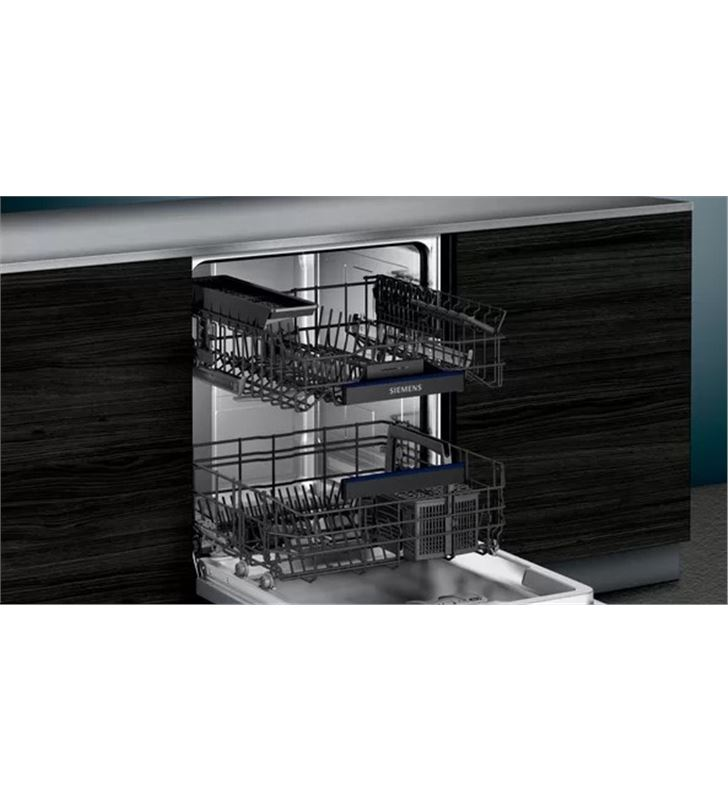 Lavavajillas integrable ( no incluye panel puerta ) negro a++ Siemens sn61hx04ae 13s 60cm SIESN61HX04AE - 86230920_1767410258