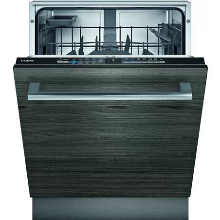Lavavajillas integrable ( no incluye panel puerta ) negro a++ Siemens sn61hx04ae 13s 60cm SIESN61HX04AE - SIESN61HX04AE