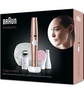Depiladora Braun 921 face spa pro PRO921 Depiladoras fotodepiladoras - PRO921