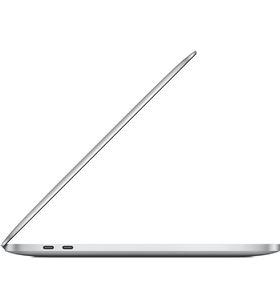 Apple macbook pro chip m1 8core cpu/8core gpu/8gb/256gb - plata - MYDA2Y/A - 87223219_5693050267
