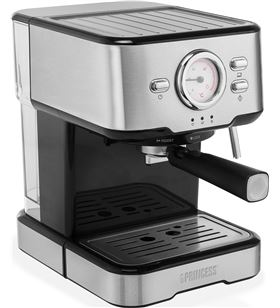 Cafetera express Princess 249412 adaptable cápsulas nespresso 20 bares - PRIN249412