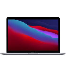 Apple macbook pro chip m1 8core cpu/8core gpu/8gb/256gb - gris espacial - m MYD82Y/A - MYD82YA