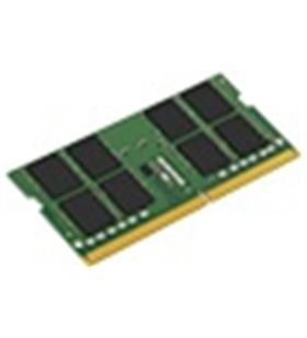 Memoria ram Kingston valueram 16gb/ ddr4/ 2666mhz/ 1.2v/ cl19/ sodimm KVR26S19S8/16 - KVR26S19S816